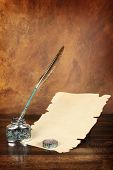 Paper And Quill