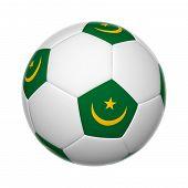 Mauritania Soccer Ball
