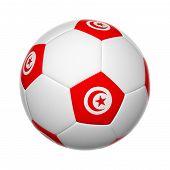 Tunisia Soccer Ball
