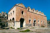 Ruins of Greek Church In Kayakoy, Turkey