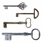 Four Old Key