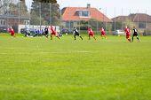 Amateur Soccer Match