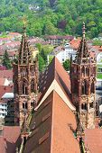 Freiburg Minster, Germany