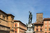 Bologna Fountain of Neptune