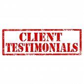 Client Testimonials-stamp