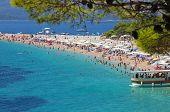 Beach in Adriatic Sea