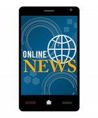Online News Smartphone