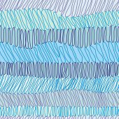 Vector Striped Background. Seamless Stripes