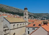 View from Dubrovnik City Wall