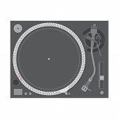 vector vinyl turntable