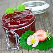 strawberrie jam