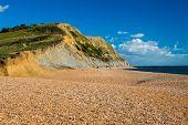 Seatown Dorset England Uk