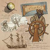 Pirates - Navigation at Sea