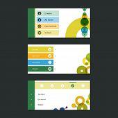 Web Design Elements: Minimal Header Design with Icons