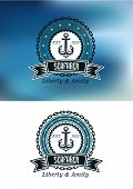 Seafarer badges or emblems