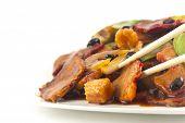 Chinese Black Bean Pork Takeout