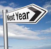 next year new start