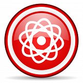 atom web icon