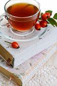 Briar tea