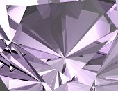 Diamond. Fashion Jewelry background