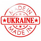 Made In Ukraine Red Seal