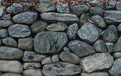 rocky, stony dark texture