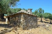 Old Greek Stone House