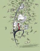 Simple Business People - Victorious Money Rain