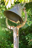 Antique farm bell