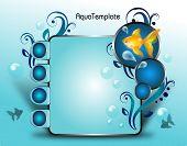Aqua Template