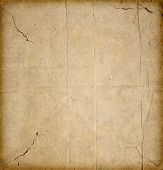 Sepia Old Paper Abstract Grunge Background