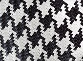 Interweaving Leather