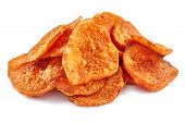 Homemade Sweet Potatoes Chips
