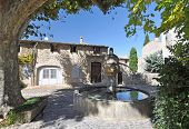 Vaison-la-romaine,vancluse, In Provence, France