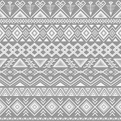 Ethnic Seamless Pattern.