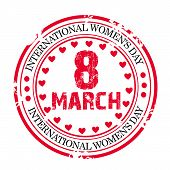 Woman's Day Stamp