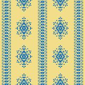 Retro Wallpaper Pattern