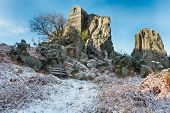 Roche Rock In Cornwall