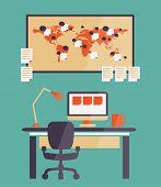 Home Office For Freelancer