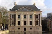 Museum The Mauritshuis In The Hague