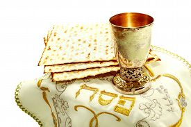 foto of torah  - the symbols of the feast of Passover - JPG