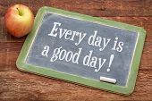 image of red barn  - Every day is good day  - JPG
