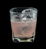 foto of vodka  - Absolut Tornado - JPG