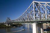 Story Bridge And Ferry