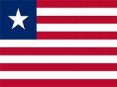 Liberia National Flag