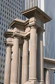 City Columns