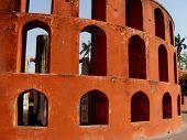 Jantar Mantar Round Walls