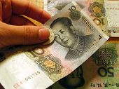 Business Currency-Chinese Cash Rmb
