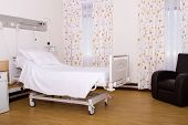 ala de hospital