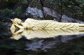 Reclining Buddha Of Luang Prabang